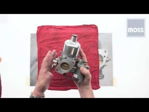 Identify the Carburetor in your British Classic Car