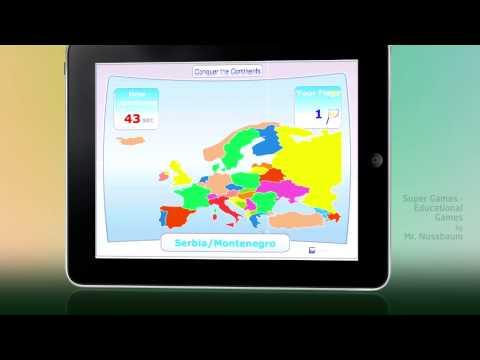 Super Games: Educational Games App by Mr. Nussbaum