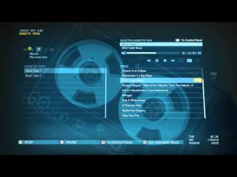 MGO Trailer Music FIXED VERSION - MGSV  Phantom Pain