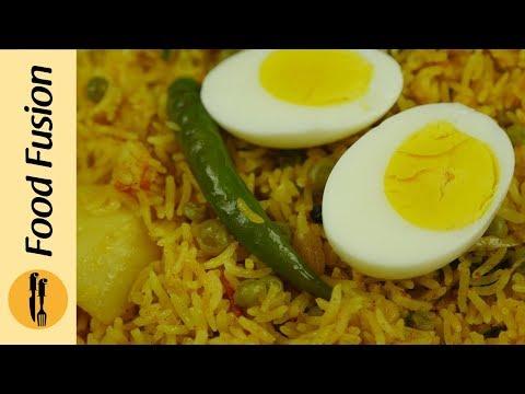 Tahari Recipe By Food Fusion