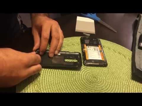 LG G2 Fix Bad GPS - Cell Phone Signal in 2 min. All Carriers