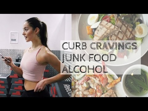 Healthy Hacks for UNI: Cravings, Junk Food + Alcohol