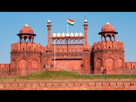 A tour to New Delhi Red Fort & the Museum inside it- must see all type old guns and much more