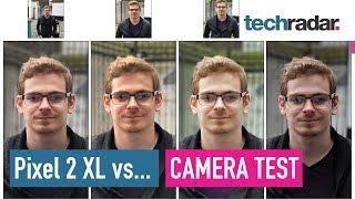 Pixel 2 XL vs 8 Plus, Note 8, Mate 10 Pro camera comparison