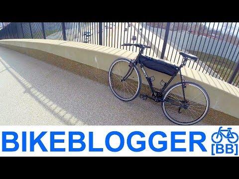 Surly Cross Check Commuter Bike Test Ride BikeBlogger