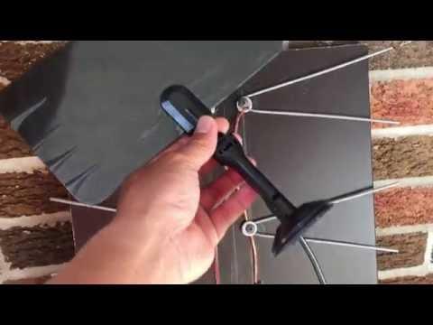 Best HD TV Antenna DIY for $5