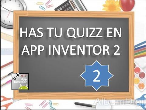 quizz check box app inventor 2 variables