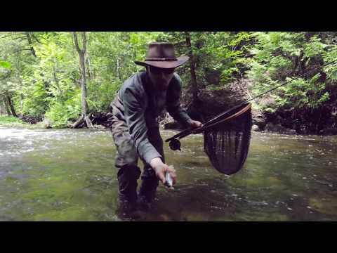 Fly Fishing - Frost River Fly Rod Case