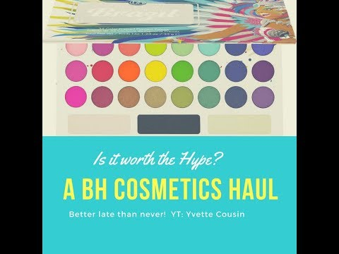 Are BH Cosmetics Worth the Hype?? + Giveaway link in info box!