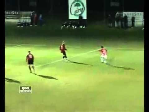 Crvena Zvezda 2-1 Spartak Trnava