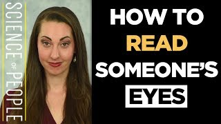 How to Read Someone's Eyes