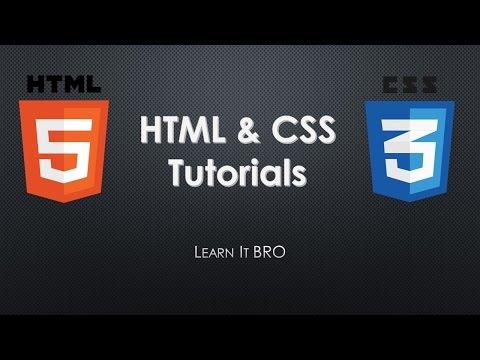 HTML & CSS - Tutorial 16 - Border