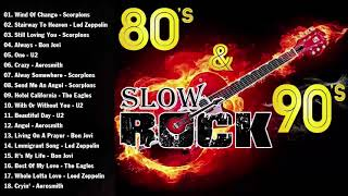 Scorpions, Bon Jovi, The Eagles, Aerosmith, U2, Led Zeppelin - Now That's What I Call Power Ballads