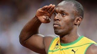 Impresionante: Usain Bolt se tropezó y ganó igual - 100 m -Mundial de atletismo Pekin 2015