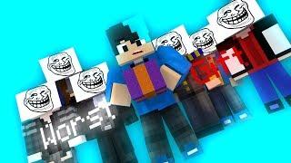 Worst Gift (A Minecraft Animation) [Ethan's Birthday] | Ft. (Skymint, ZNathanStudioZ, etc.)