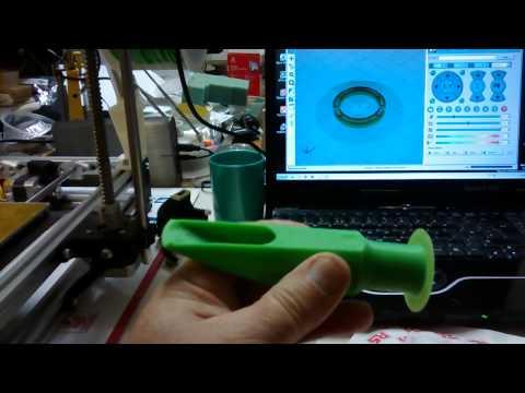 3D sax mouthpiece