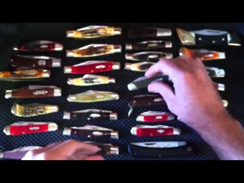 Case XX Knife Collection