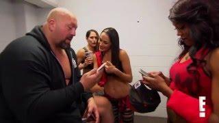 Total Divas Bonus Clip: Nikki Bella Throws Hater- ade at Brie