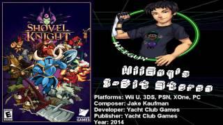 Shovel Knight (WiiU/3DS/PSN/XOne/PC) Soundtrack - 8BitStereo