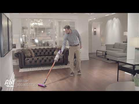 Overview: Dyson Cyclone V10 Absolute
