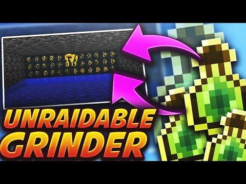 UNRAIDABLE BLAZE GRINDER | Minecraft Factions | PVPingMC | #9