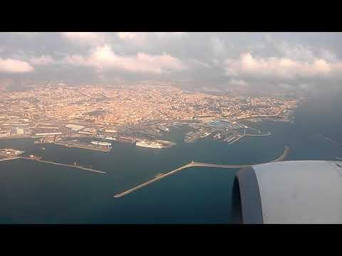 Avvicinamento e atterraggio a Pisa Ryanair 737/800