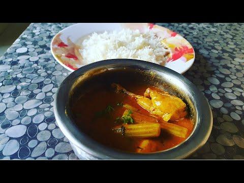 Murghi Ki Kadhi/ Chicken Kadhi