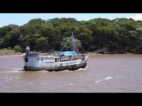 Barco Rio Amazonas Santarém para Óbidos Pará Brasil Boat Amazon River Brazil 11)