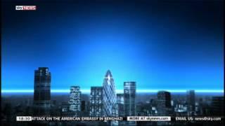Sky News: Ian King Live - 18th June 2014