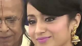 Tamil Actress Trisha Krishnan Most Beautiful Lips And Face Closeup Video Not Pics