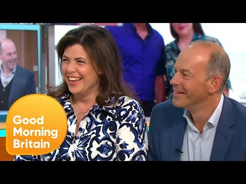 Kirstie and Phil Rate the Smartness of the Love Islanders   Good Morning Britain