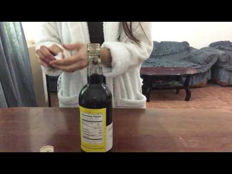 How To Remove Stain Inside The Bottle Using DIY Cleaning Vinegar