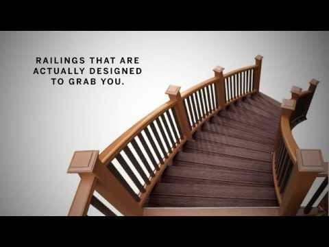How to Install a Trex Transcend Deck Railing