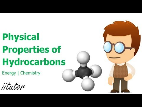 √ Physical Properties of Hydrocarbons | Energy | iitutor