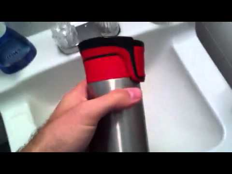 Clean your coffee cup - Contigo