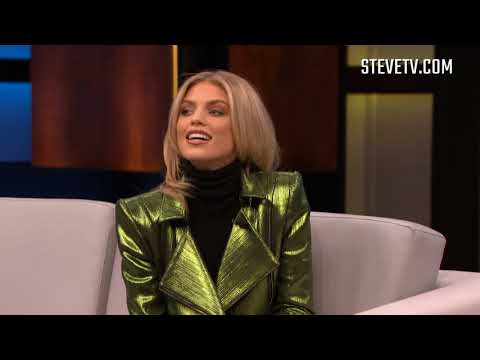 Annalynne McCord Talks Meeting With Human Trafficking Survivors In Cambodia