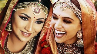 DEEPIKA PADUKONE BRIDAL/WEDDING LOOK || Step-By-Step Indian Bridal Makeup