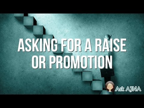 Asking for a raise or promotion - Ask Ajna Career Guide