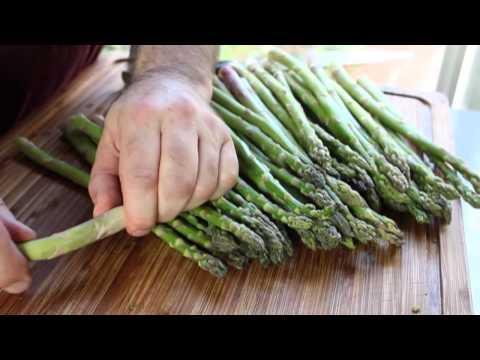 Creamy Asparagus & Cauliflower Soup - Simple Asparagus Soup Recipe