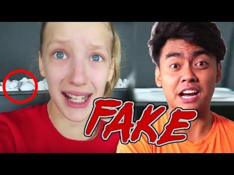 TOP 5 FAKE 3AM VIDEOS! (Ruby Rube, SIS VS BRO, Guava Juice & More) - Part 2