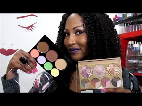 Lots Of NEW Products From City Color Cosmetics