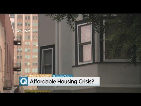 Sacramento Affordable Housing Wait List Hits 36,000