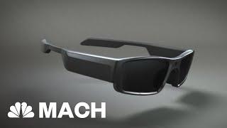 Smart Sunglasses Can Rival A Smartphone | Mach | NBC news