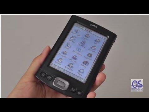 Retro Review: Palm TX - PalmOS WiFi & Bluetooth PDA