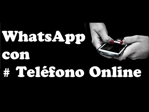 WhatsApp con Numero de Teléfono Online temporal | Somos Android