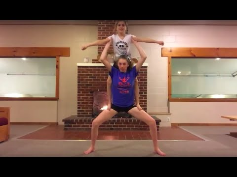 Two Person Stunts