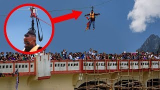 CRAZIEST World Records That Went TERRIBLY WRONG!