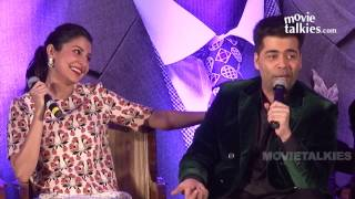 Karan Johar - Ranbir Kapoor Funny Moments