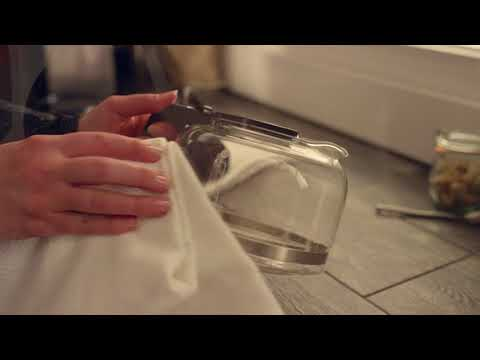 How to: Clean and Care for the KitchenAid Pour Over Coffee Brewer | KitchenAid