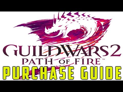 Guild Wars 2: Path of Fire - Purchase Guide